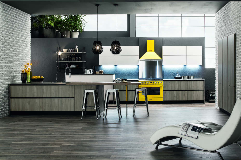 Providing You With Everything You Need. Materials Are Important Resources  For Creating Your Designer Italian Kitchen ...